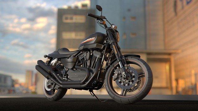 Ja, es ist möglich, Ihr Motorrad (etwas) sicher zu halten